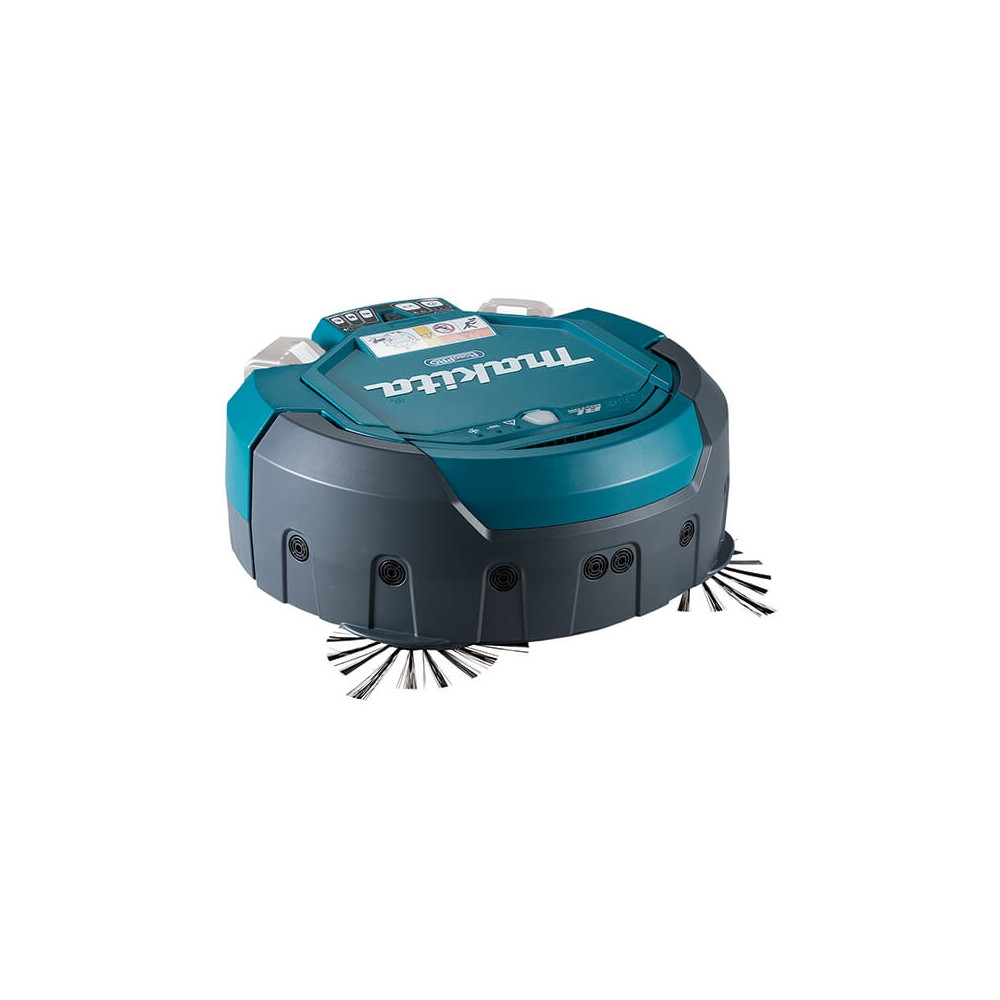 Aspiradora Robotica Inalámbrica 18V Makita DRC200Z
