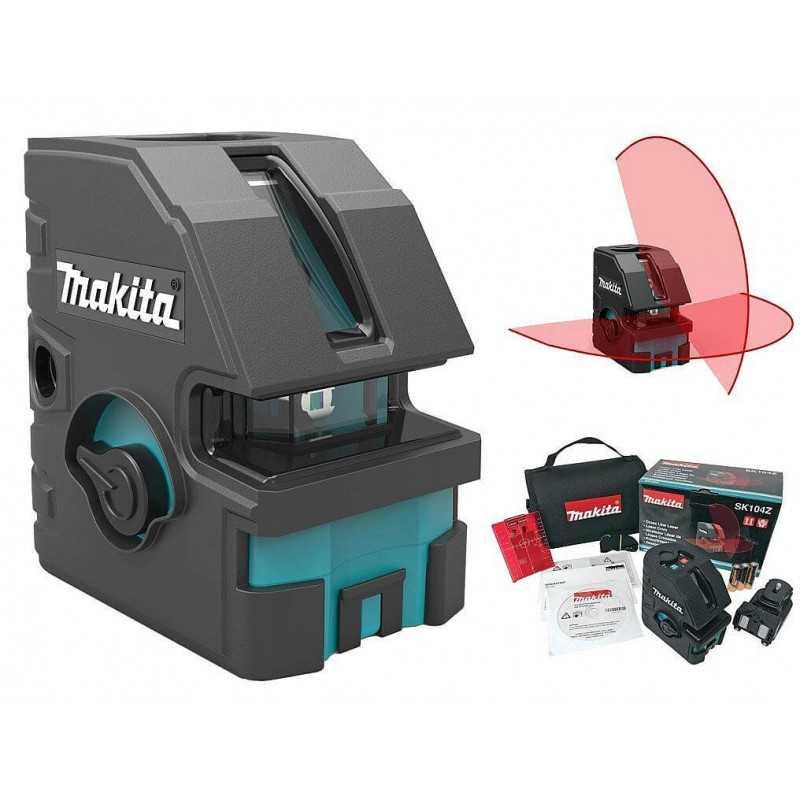 Nivel Laser Auto-Nivelador Makita SK104Z