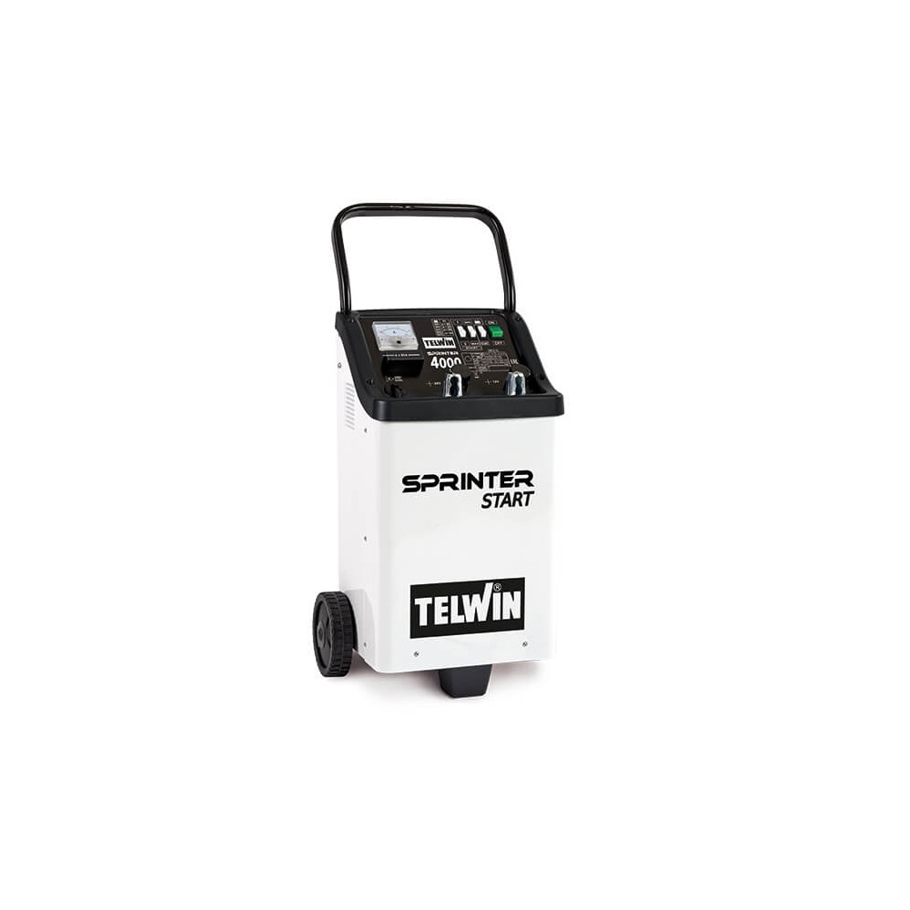 Arrancador de Batería 12/24V 220V Telwin Sprinter 4000