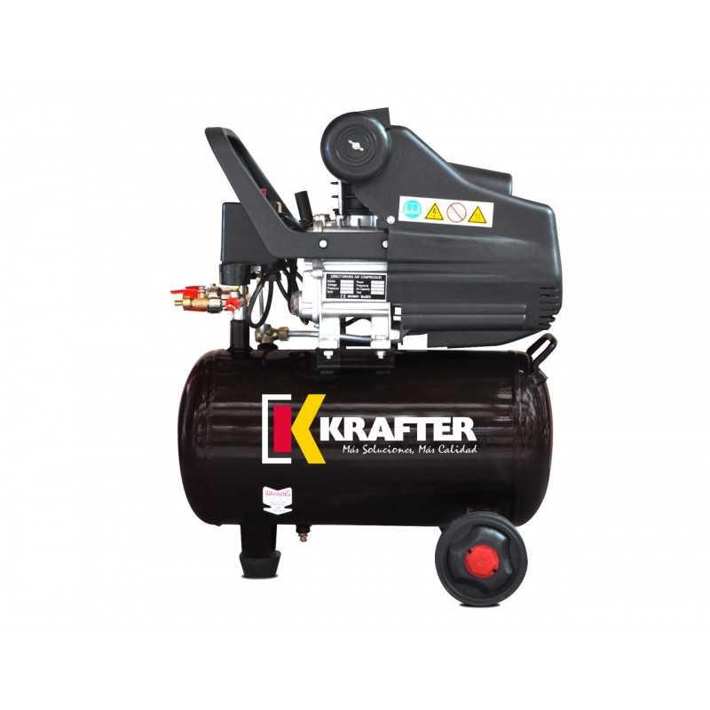 Compresor de aire 2 HP - ACK 24 Lts Krafter 4449000002420
