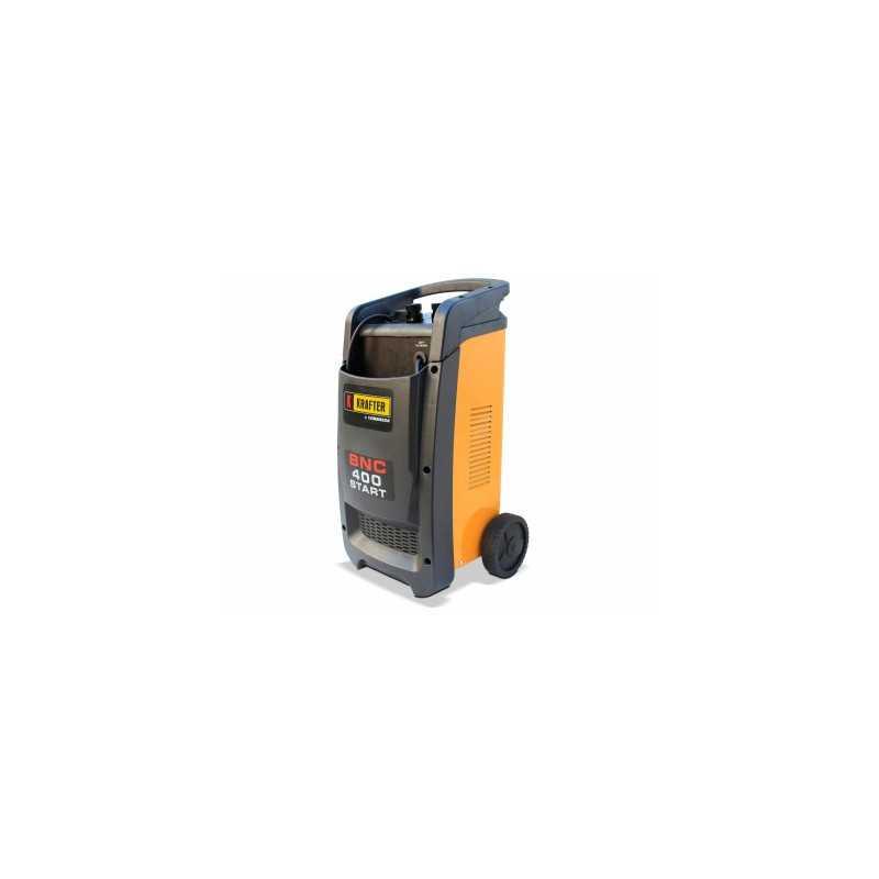 Cargador/Partidor de Batería 12/24V 220V Krafter BNC400
