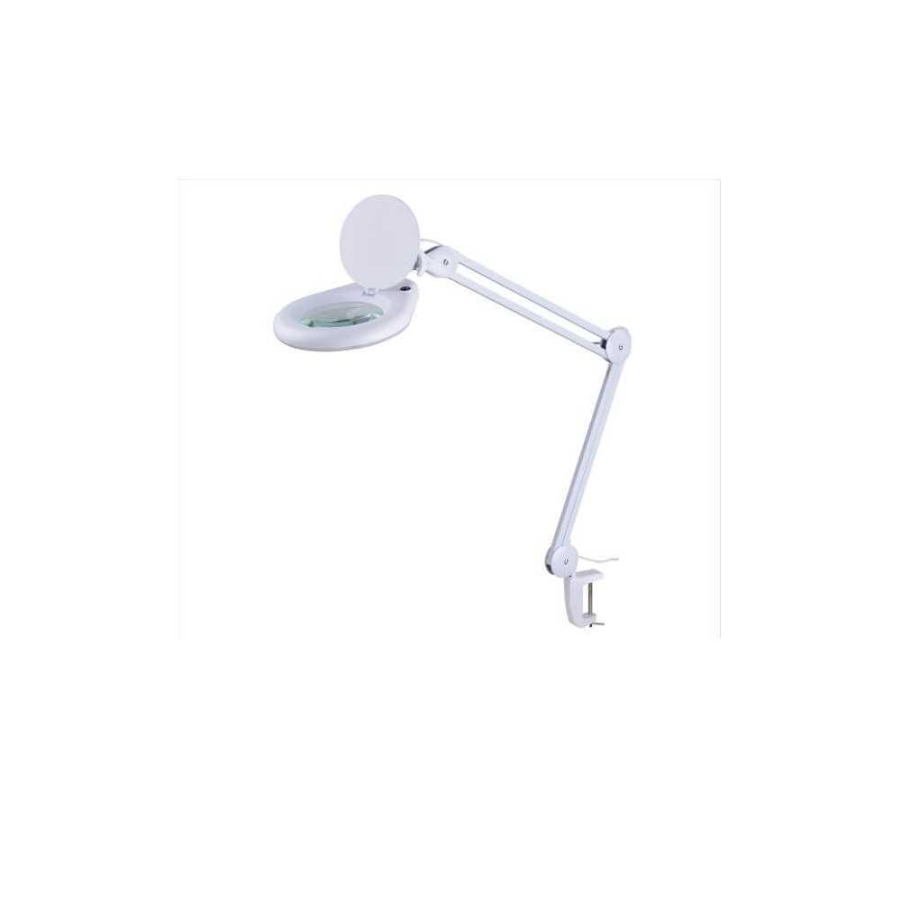 Lámpara de Aumento Lente Circular 127mm 1.75X Intbright 9005LED-3D