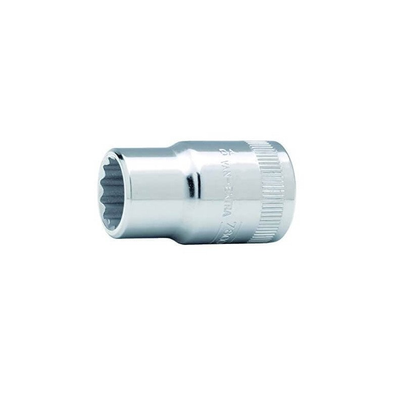 """Dado Poligonal 1/2"""" x 11 mm Bahco 7800DM-11"""