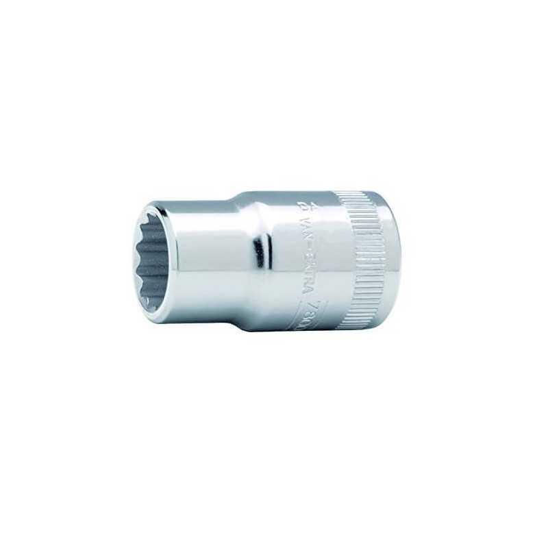 """Dado Poligonal 1/2"""" x 17 mm Bahco 7800DM-17"""