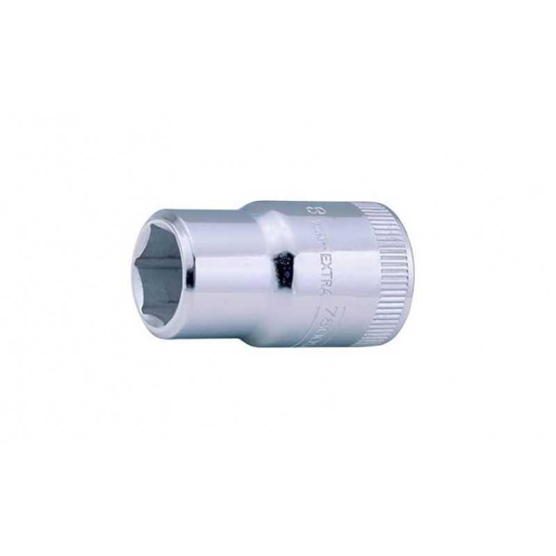 "Dado Hexagonal 1/2"" x 17 mm Bahco 7800SM-17"