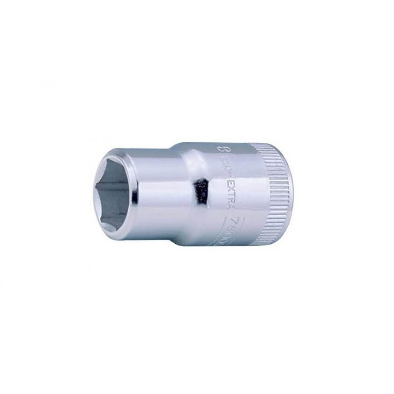 "Dado Hexagonal 1/2"" x 30 mm Bahco 7800SM-30"