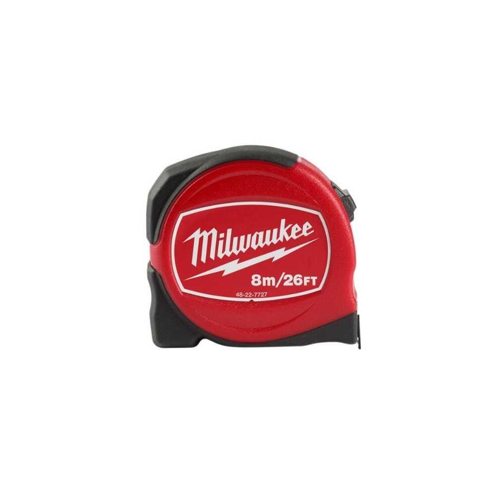 Huincha de Medir 8 M Milwaukee 48-22-7727