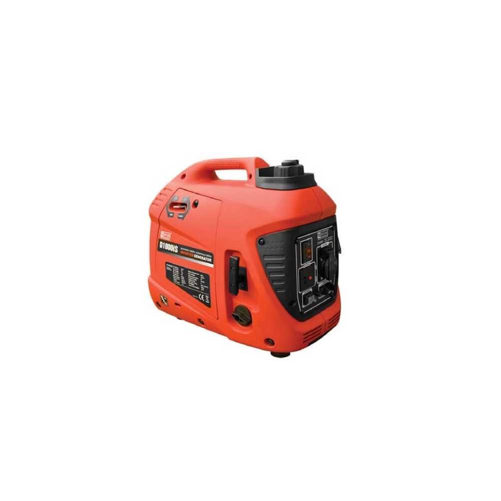 Generador Eléctrico a Gasolina Inverter 1.0Kw / 1.3Hp Ducar D1000i