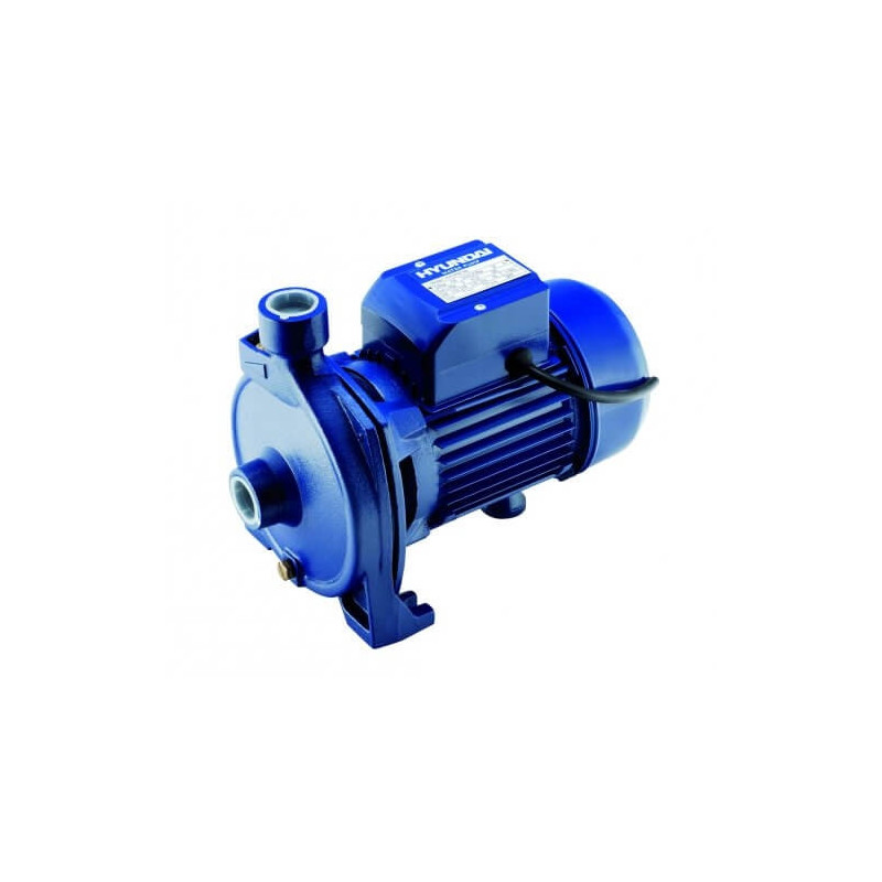 "Bomba de Agua Centrífuga 1.25""x1"" 1.5 HP/ Para agua limpia y líquidos no corrosivos. Hyundai 82HYCPM180M"