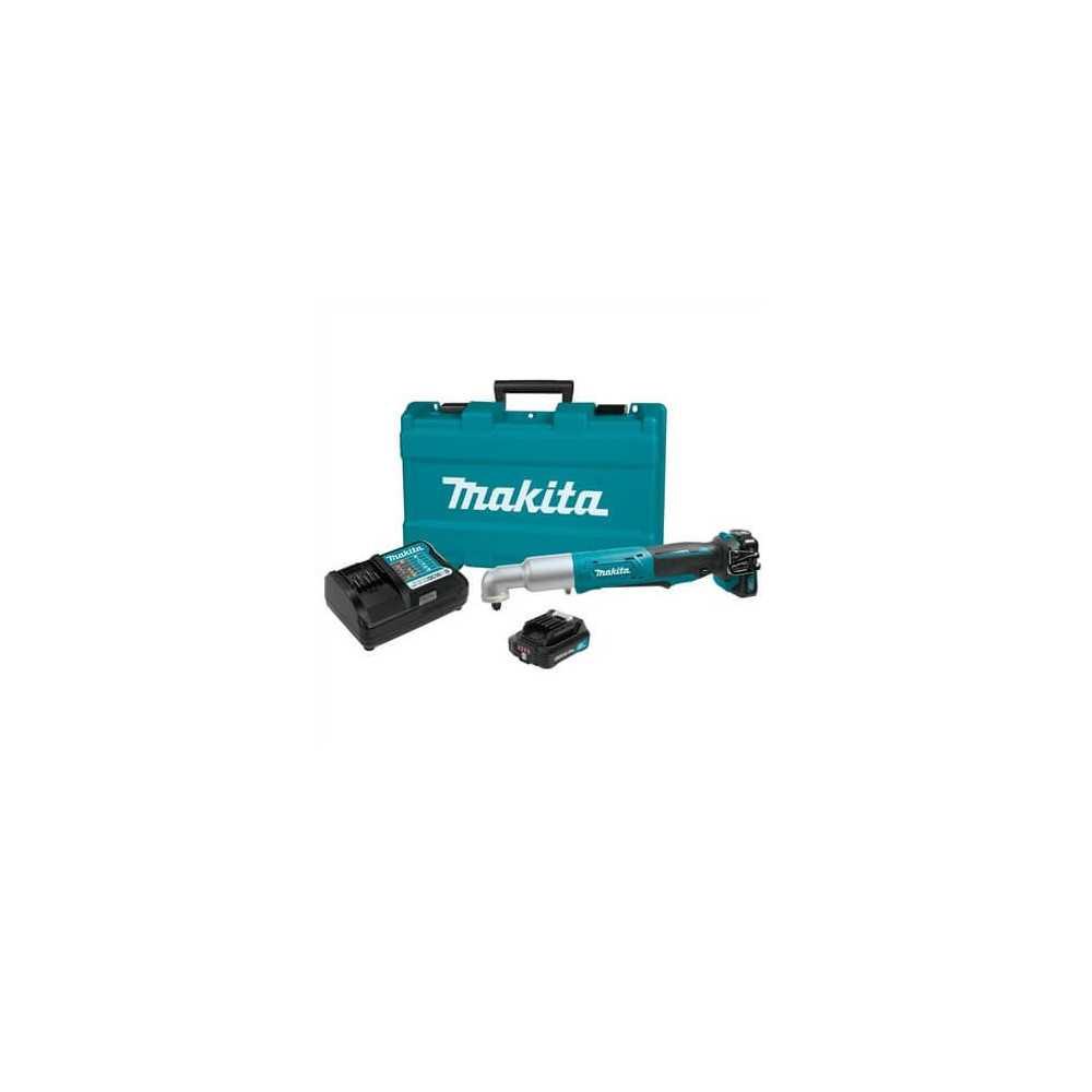 Atornillador de Impacto Inalámbrico TL065D + 2 Baterías 2.0 Ah + 1 Cargador + Maleta Makita TL065DSAE