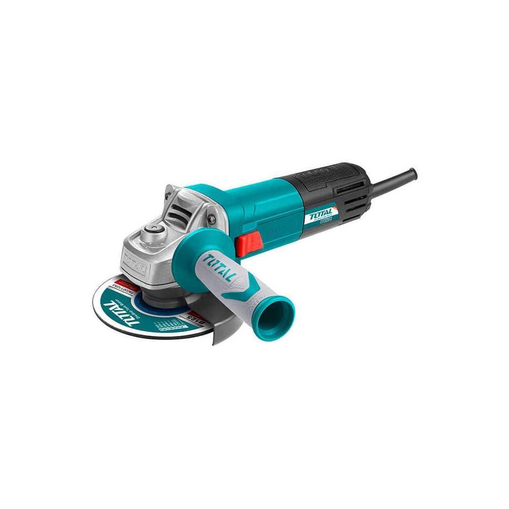 "Esmeril Angular 115mm (4 ½"") 950W Total Tools TG1091156"